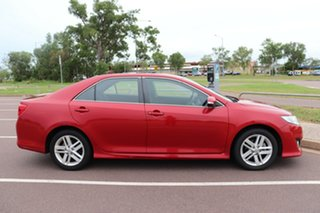 2013 Toyota Camry ASV50R Atara R Wildfire 6 Speed Automatic Sedan.