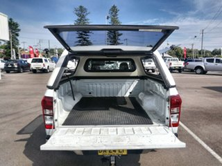2014 Isuzu D-MAX MY14 LS-U Space Cab White 5 Speed Sports Automatic Utility