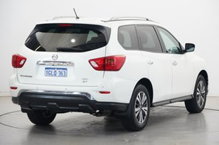 2018 Nissan Pathfinder R52 Series II MY17 ST X-tronic 4WD Ivory Pearl 1 Speed Constant Variable