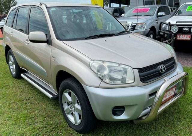 Used Toyota RAV4 ACA23R Cruiser Winnellie, 2003 Toyota RAV4 ACA23R Cruiser Beige 5 Speed Manual Wagon