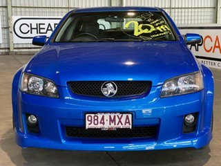 2010 Holden Commodore VE MY10 SS V Sportwagon Blue 6 Speed Manual Wagon