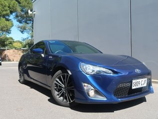 2014 Toyota 86 ZN6 GTS Blue 6 Speed Sports Automatic Coupe.