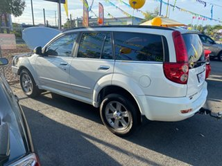 2011 Great Wall X240 CC6461KY MY11 (4x4) White 5 Speed Manual Wagon