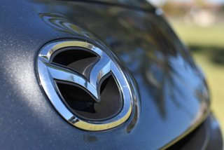 2010 Mazda 3 BL10L1 SP25 Grey 6 Speed Manual Hatchback