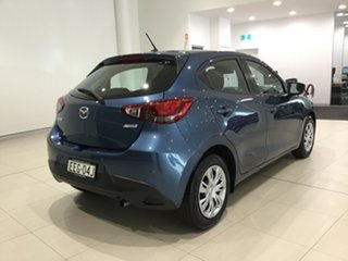 2019 Mazda 2 DJ2HAA Neo SKYACTIV-Drive Eternal Blue 6 Speed Sports Automatic Hatchback.