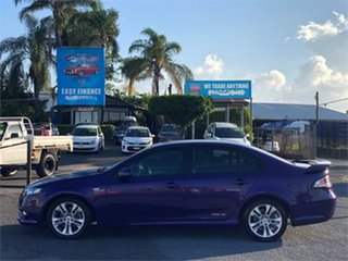 2011 Ford Falcon FG XR6 Purple 6 Speed Sports Automatic Sedan.