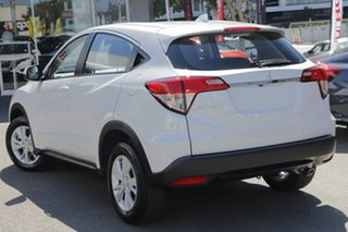 2021 Honda HR-V MY21 VTi Platinum White 1 Speed Constant Variable Hatchback.