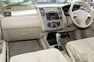 2006 Nissan Tiida C11 ST-L Gold 4 Speed Automatic Sedan