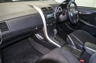 2009 Toyota Corolla ZRE152R MY09 Conquest Glacier White 4 Speed Automatic Sedan