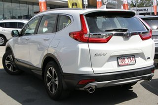2018 Honda CR-V RW MY18 VTi FWD White 1 Speed Constant Variable Wagon.