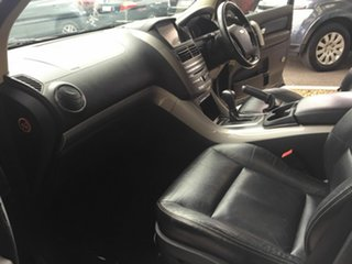 2011 Ford Territory SZ Titanium (RWD) Grey 6 Speed Automatic Wagon