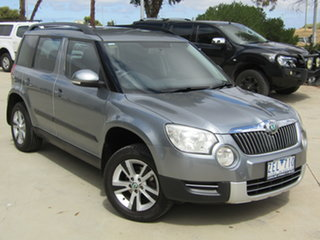 2012 Skoda Yeti 5L 77TSI DSG 7 Speed Sports Automatic Dual Clutch Wagon