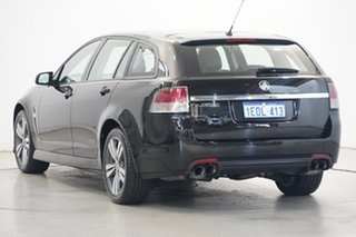 2013 Holden Commodore VF MY14 SS Sportwagon Black 6 Speed Sports Automatic Wagon