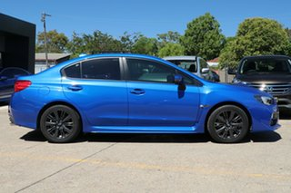 2015 Subaru WRX V1 MY15 Lineartronic AWD Blue 8 Speed Constant Variable Sedan