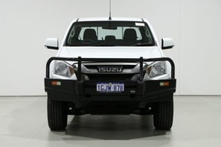 2017 Isuzu D-MAX TF MY17 SX HI-Ride (4x2) White 6 Speed Automatic Crew Cab Utility.