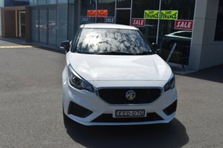 2019 MG MG3 SZP1 MY18 Core White 4 Speed Automatic Hatchback.