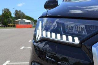 2019 Audi Q7 4M MY20 45 TDI Tiptronic Quattro Black 8 Speed Sports Automatic Wagon