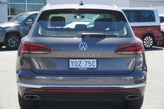 2019 Volkswagen Touareg CR MY20 190TDI Tiptronic 4MOTION Grey 8 Speed Sports Automatic Wagon