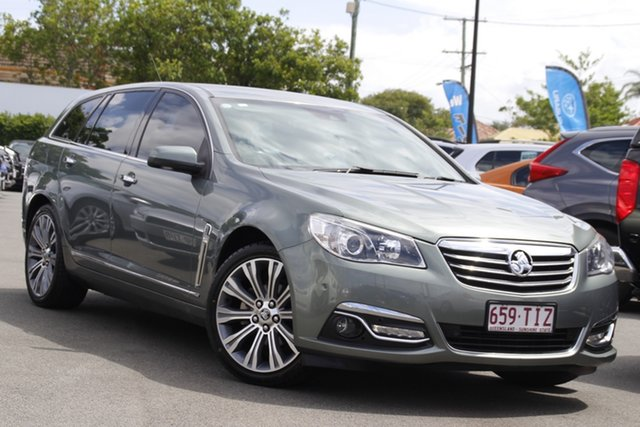 Used Holden Calais VE II MY12.5 V Sportwagon Mount Gravatt, 2013 Holden Calais VE II MY12.5 V Sportwagon Grey 6 Speed Sports Automatic Wagon