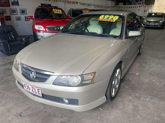 Used Holden Calais VY II Clontarf, 2004 Holden Calais VY II 4 Speed Automatic Sedan