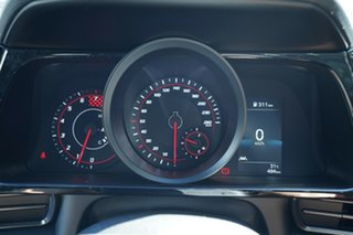 2020 Hyundai i30 CN7.V1 MY21 N Line Polar White 7 Speed Auto Dual Clutch Sedan