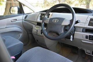 2006 Toyota Tarago ACR50R GLi White 4 Speed Sports Automatic Wagon