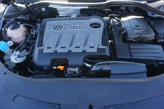 2012 Volkswagen CC Type 3CC MY12.5 125TDI DSG Black 6 Speed Sports Automatic Dual Clutch Coupe