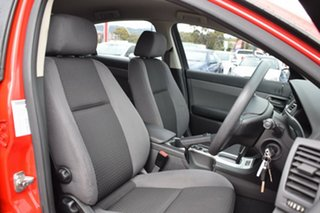2006 Holden Commodore VE Omega Red/Black 4 Speed Automatic Sedan