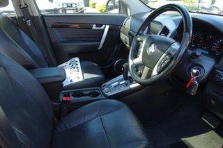 2013 Holden Captiva CG Series II MY12 7 AWD LX Grey 6 Speed Sports Automatic Wagon