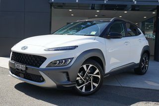 2020 Hyundai Kona HIGHLANDER Continuous Variable SUV.