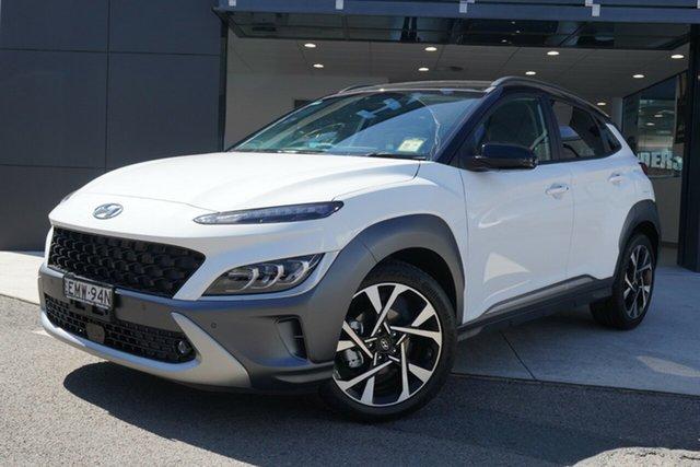 Demo Hyundai Kona Brookvale, 2020 Hyundai Kona HIGHLANDER Continuous Variable SUV