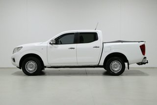 2017 Nissan Navara D23 Series II RX (4x2) White 7 Speed Automatic Double Cab Utility