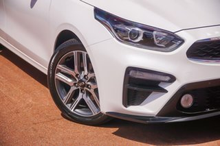 2020 Kia Cerato BD Sport White Sports Automatic Hatchback