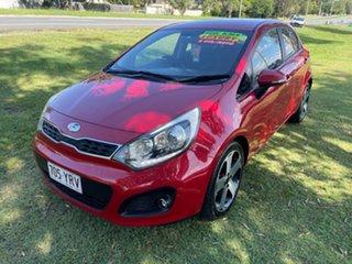 2012 Kia Rio UB MY13 SLi 6 Speed Sports Automatic Hatchback.
