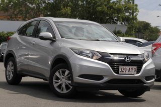 2015 Honda HR-V MY15 VTi Silver 1 Speed Constant Variable Hatchback