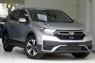 2020 Honda CR-V RW MY21 VTi FWD Lunar Silver 1 Speed Constant Variable Wagon.