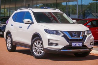 2020 Nissan X-Trail T32 Series II ST-L X-tronic 2WD White 7 Speed Constant Variable Wagon.