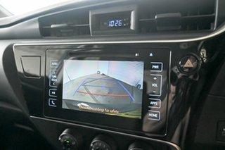 2017 Toyota Corolla ZRE172R Ascent S-CVT Moonlight 7 Speed Constant Variable Sedan