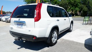 2011 Nissan X-Trail T31 Series IV ST White 6 Speed Manual Wagon