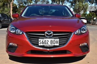 2014 Mazda 3 BM5278 Maxx SKYACTIV-Drive Red 6 Speed Sports Automatic Sedan