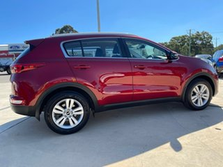 2016 Kia Sportage SI Burgundy Sports Automatic Wagon