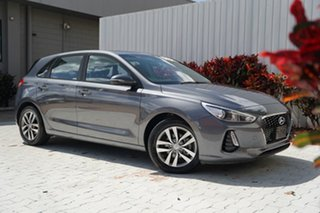 2018 Hyundai i30 PD MY18 Active Grey 6 Speed Sports Automatic Hatchback.