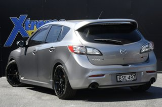 2010 Mazda 3 BL1031 MPS Luxury Silver 6 Speed Manual Hatchback