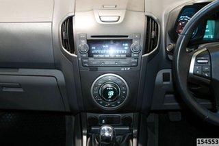 2013 Holden Colorado RG LTZ (4x4) White 5 Speed Manual Crew Cab Pickup