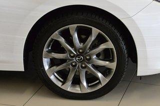 2014 Mazda 3 BM5428 XD SKYACTIV-Drive Astina White 6 Speed Sports Automatic Hatchback