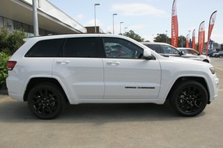 2020 Jeep Grand Cherokee WK MY20 Night Eagle White 8 Speed Sports Automatic Wagon