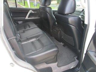 2012 Toyota Landcruiser UZJ200R MY10 VX White 5 Speed Sports Automatic Wagon