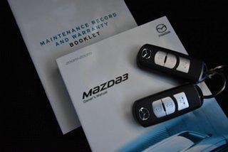 2017 Mazda 3 BN5238 SP25 SKYACTIV-Drive Astina Silver 6 Speed Sports Automatic Sedan