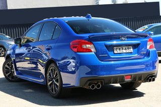 2015 Subaru WRX V1 MY15 Lineartronic AWD Blue 8 Speed Constant Variable Sedan.