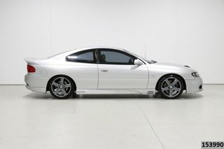 2002 Holden Special Vehicles Coupe V2 GTO Silver 4 Speed Automatic Coupe